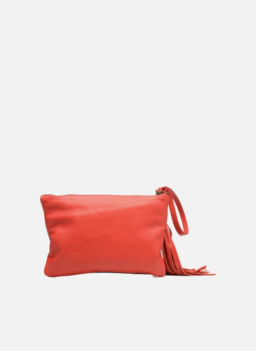 Clutch bags Mohekann Anatolie Red front view