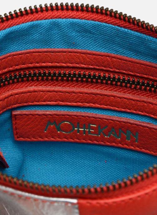 Sacs pochettes Mohekann Anatolie Rouge vue derrière