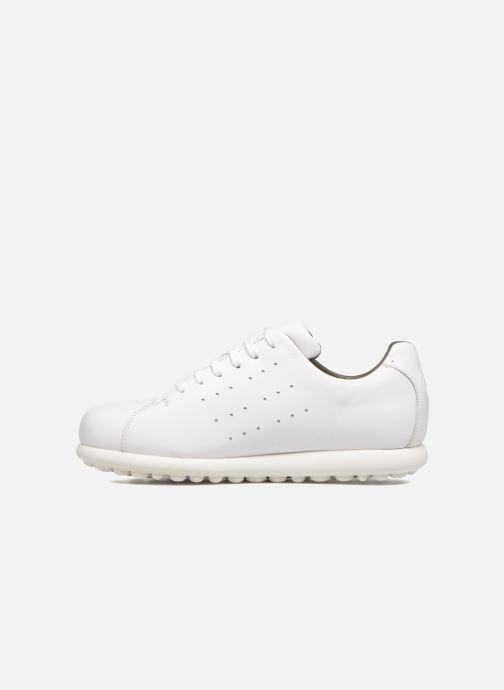 Sneakers Camper Nouvelles Pelotas Wit voorkant