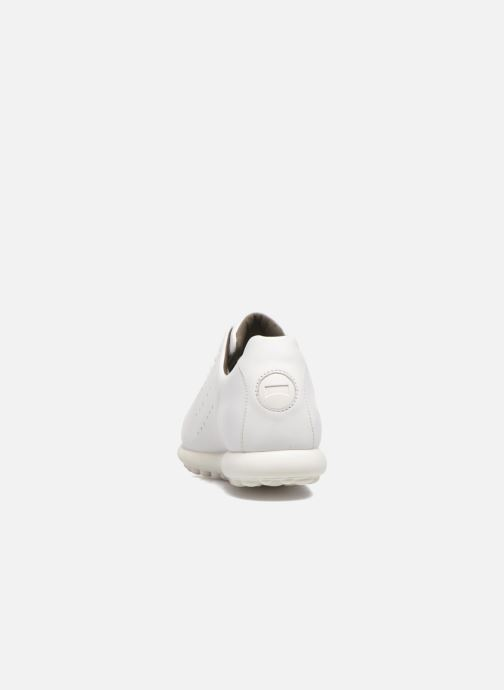 Sneakers Camper Nouvelles Pelotas Wit rechts