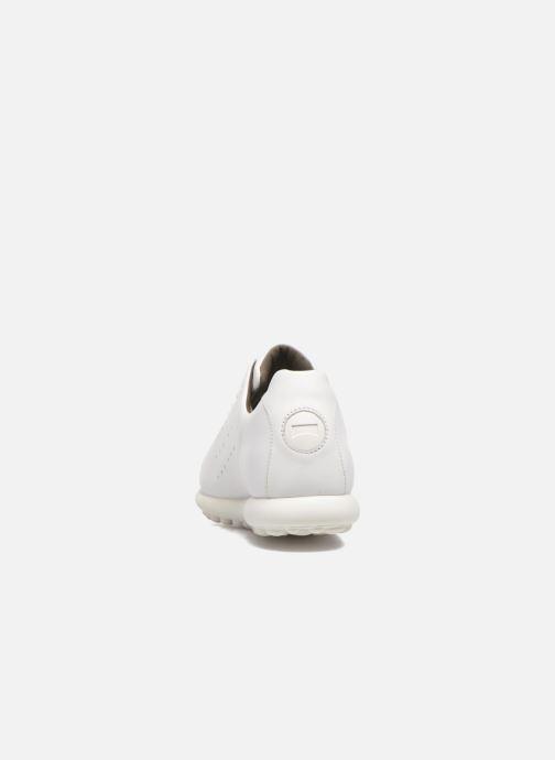 Sneaker Camper Nouvelles Pelotas weiß ansicht von rechts