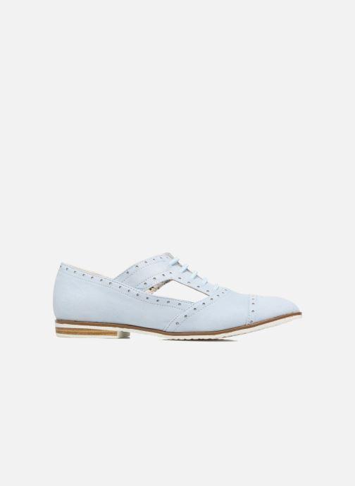 Scarpe con lacci I Love Shoes BLEST Azzurro immagine posteriore