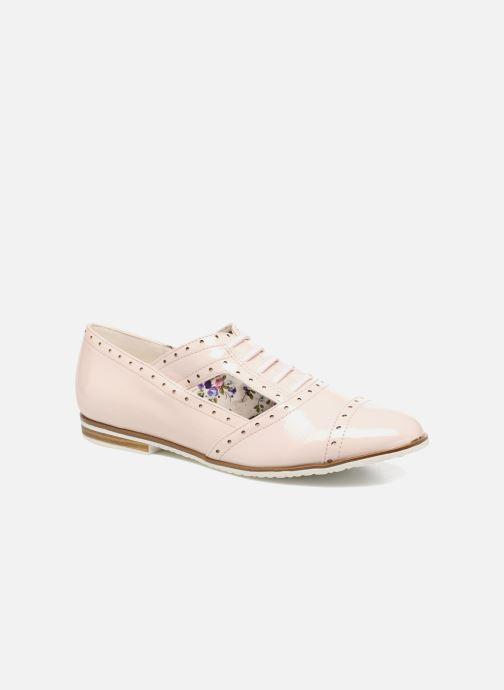 Chaussures à lacets I Love Shoes BLEST Beige vue détail/paire