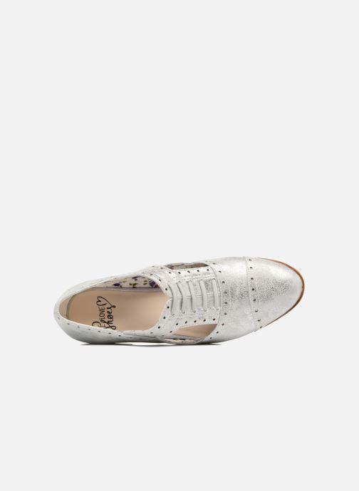 Con Cordones Sarenza282436 Love Chez I Shoes BlestplateadoZapatos N8vm0PynwO