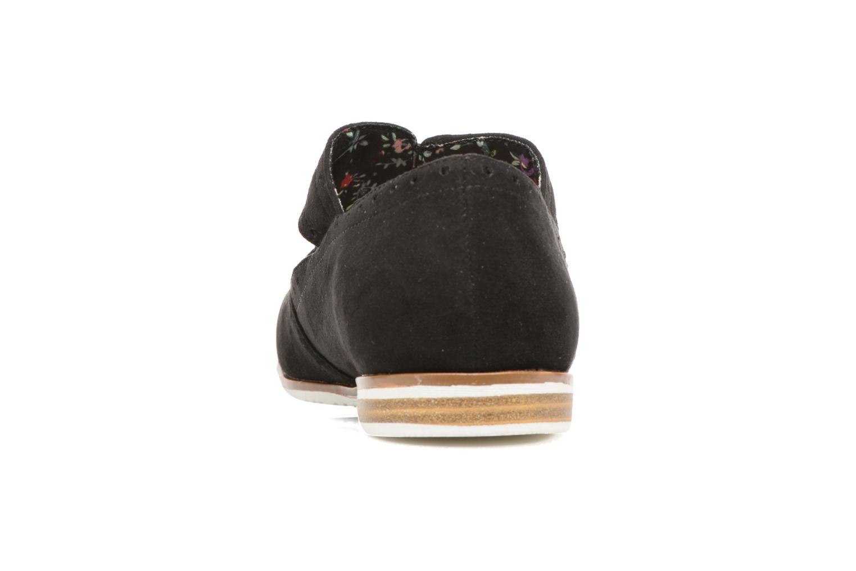 Zapatos con cordones I Love Shoes BLEST Negro vista lateral derecha