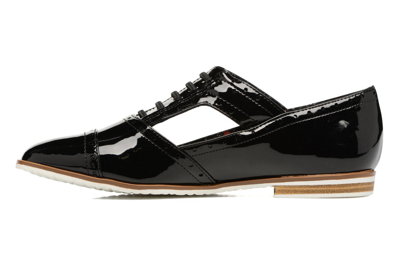 Zapatos con cordones I Love Shoes BLEST Negro vista de frente