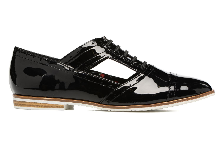 Zapatos con cordones I Love Shoes BLEST Negro vistra trasera