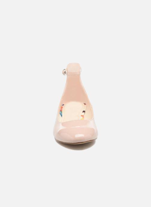 Ballerines I Love Shoes BLIJ Beige vue portées chaussures