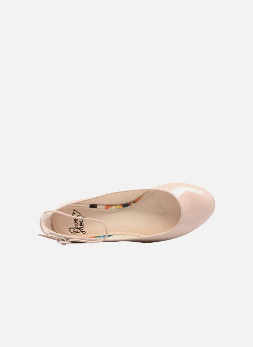 Ballerines I Love Shoes BLIJ Beige vue gauche