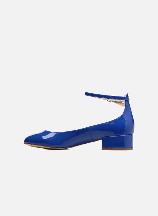 Ballerines I Love Shoes BLIJ Bleu vue face