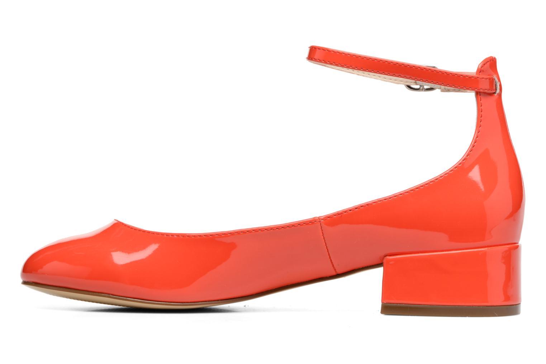 Ballet pumps I Love Shoes BLIJ Red front view