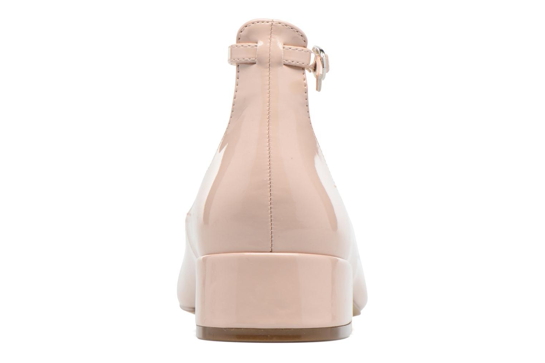 Ballerines I Love Shoes BLIJ Beige vue droite