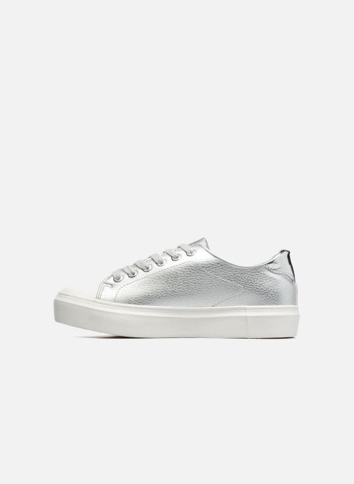 Trainers I Love Shoes BLIDE Silver front view