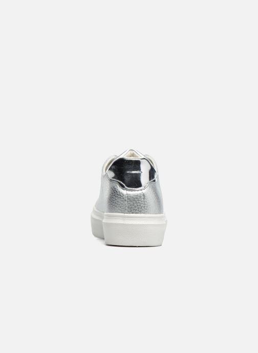 Deportivas I Love Shoes BLIDE Plateado vista lateral derecha