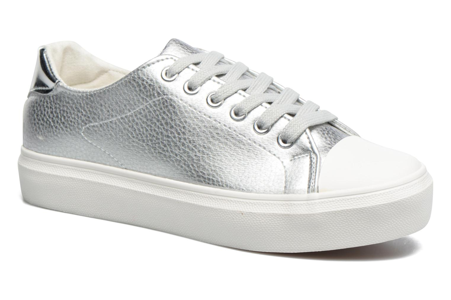 Sneakers I Love Shoes BLIDE Zilver detail