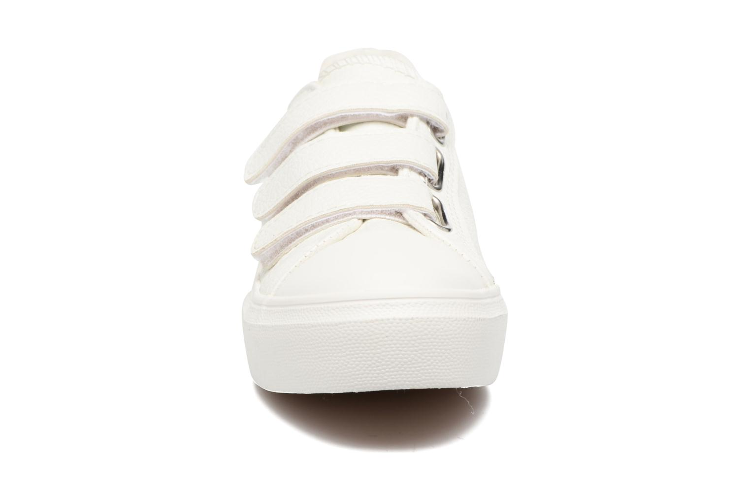 Deportivas I Love Shoes BLOIVE Blanco vista del modelo