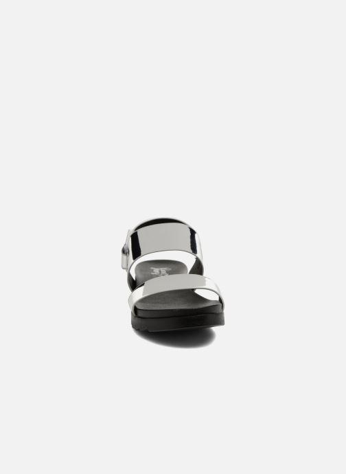 Sandales et nu-pieds I Love Shoes BLEEVA Argent vue portées chaussures