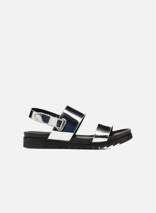 Sandales et nu-pieds I Love Shoes BLEEVA Argent vue derrière