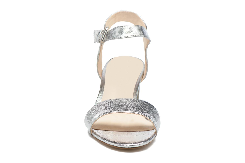 Sandalen I Love Shoes BLEUR silber schuhe getragen