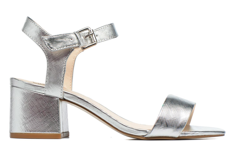 Sandalen I Love Shoes BLEUR silber ansicht von hinten