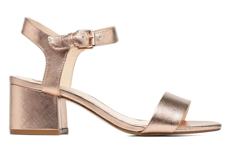 Sandaler I Love Shoes BLEUR Guld og bronze se bagfra