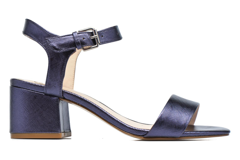 Sandals I Love Shoes BLEUR Blue back view