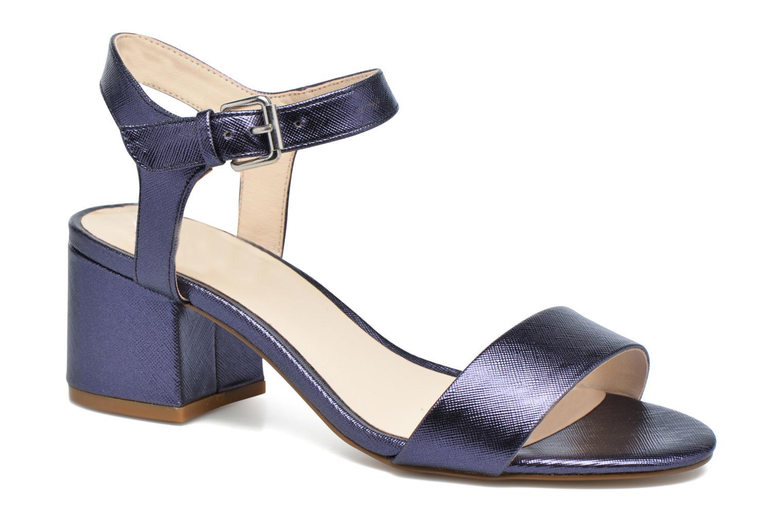 Sandals I Love Shoes BLEUR Blue detailed view/ Pair view