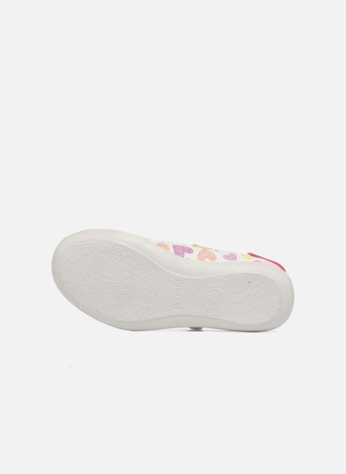 Ballet pumps Agatha Ruiz de la Prada Clever 2 Multicolor view from above