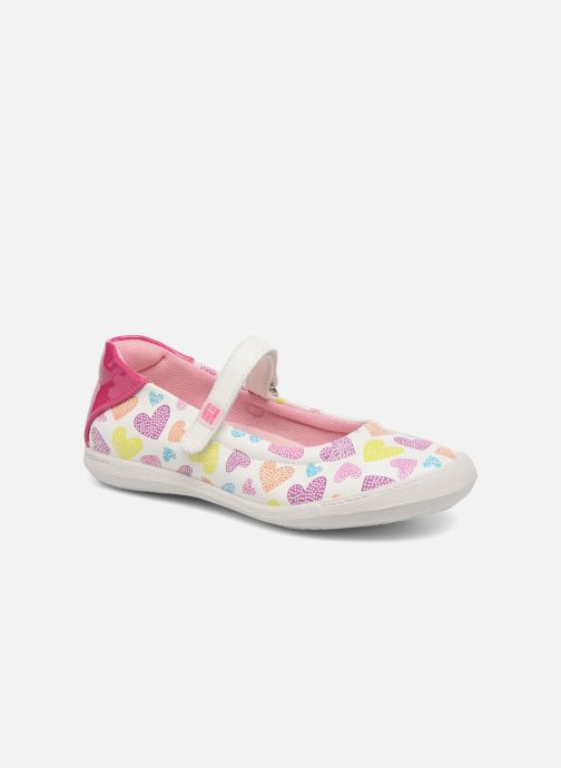 Ballet pumps Agatha Ruiz de la Prada Clever 2 Multicolor detailed view/ Pair view
