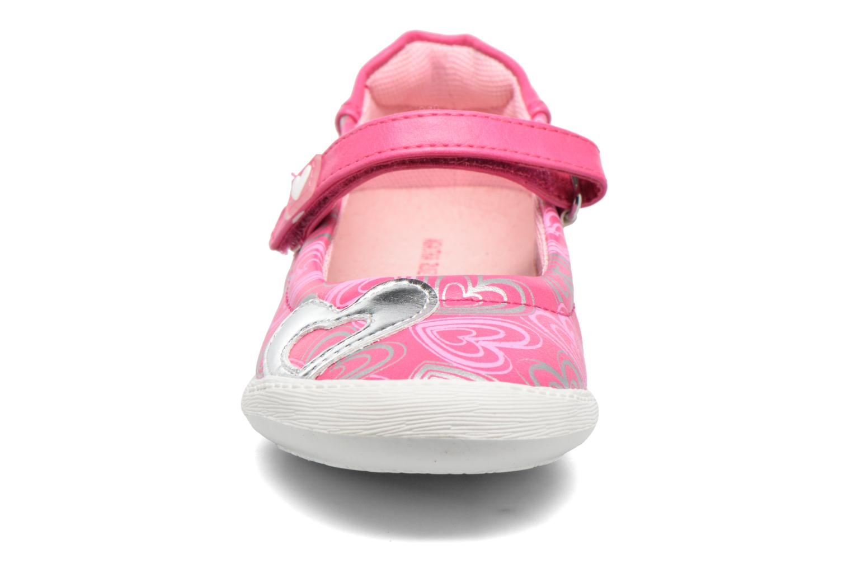 Ballerinas Agatha Ruiz de la Prada Clever 2 rosa schuhe getragen