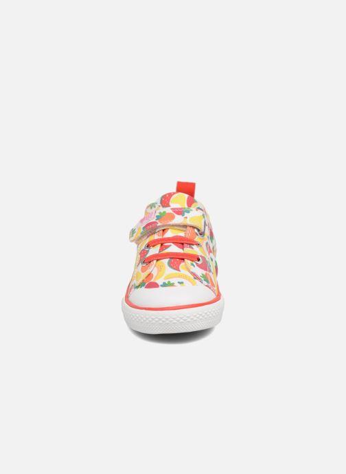 Baskets Agatha Ruiz de la Prada Lonas Baby Agatha 2 Multicolore vue portées chaussures