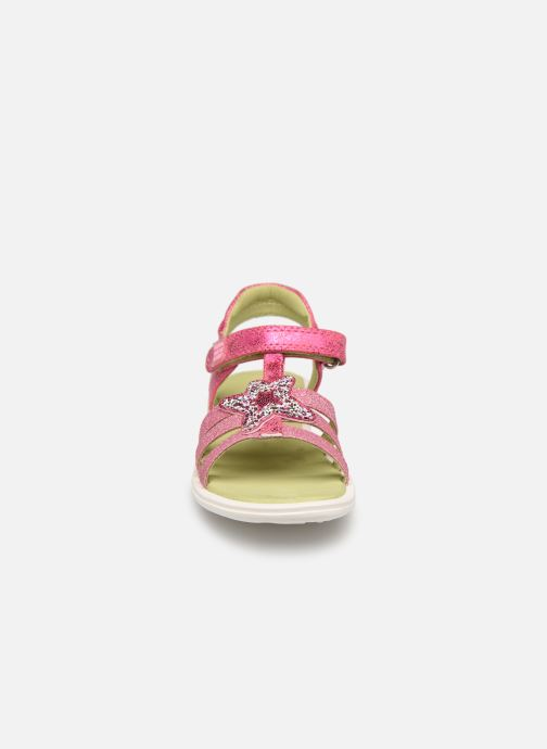 Sandals Agatha Ruiz de la Prada Beauty Pink model view