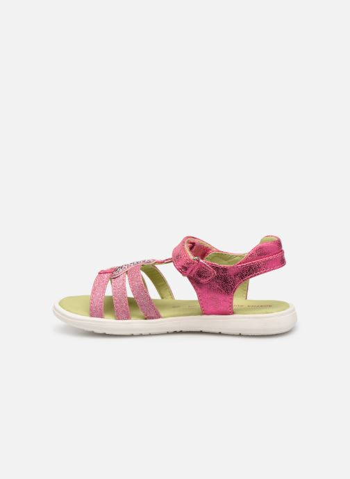 Sandals Agatha Ruiz de la Prada Beauty Pink front view