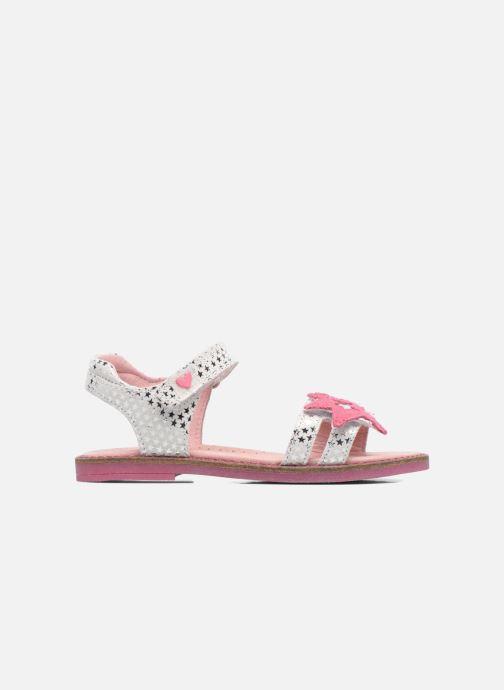 Sandales et nu-pieds Agatha Ruiz de la Prada Miss Ponza 2 Blanc vue derrière