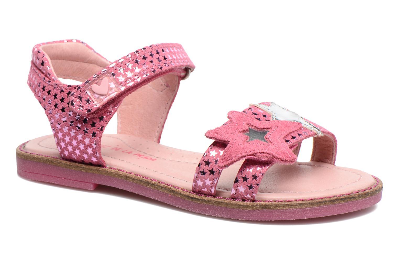 Sandalen Agatha Ruiz de la Prada Miss Ponza 2 rosa detaillierte ansicht/modell