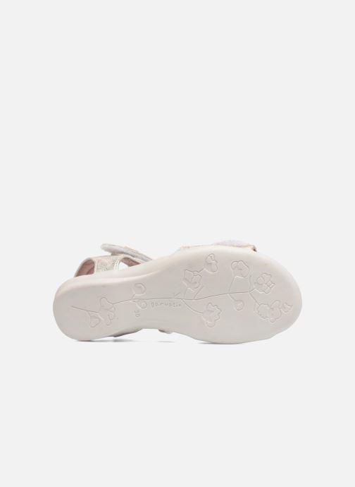 Sandales et nu-pieds Agatha Ruiz de la Prada Clever 3 Argent vue haut
