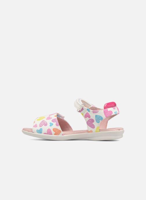 Sandals Agatha Ruiz de la Prada Clever 3 Multicolor front view
