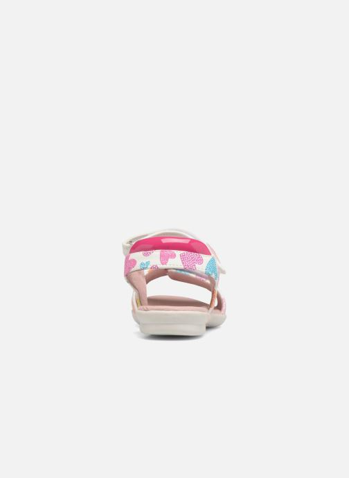 Sandals Agatha Ruiz de la Prada Clever 3 Multicolor view from the right