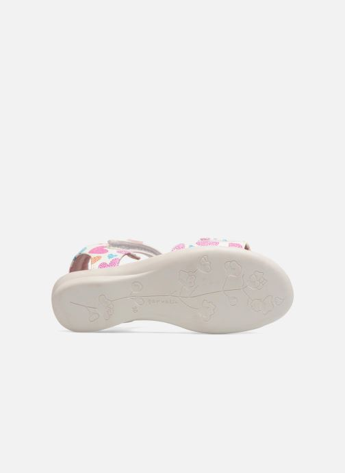Sandals Agatha Ruiz de la Prada Clever 3 Multicolor view from above