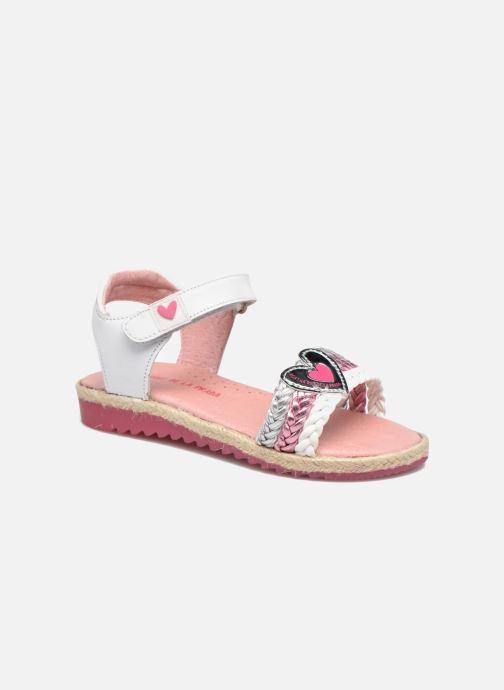 e7ea3e36f3 Sandali e scarpe aperte Agatha Ruiz de la Prada Pop Bianco vedi  dettaglio/paio