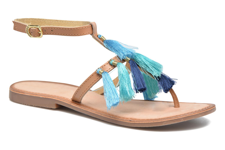 Sandales et nu-pieds Gioseppo Amenti Bleu vue détail/paire