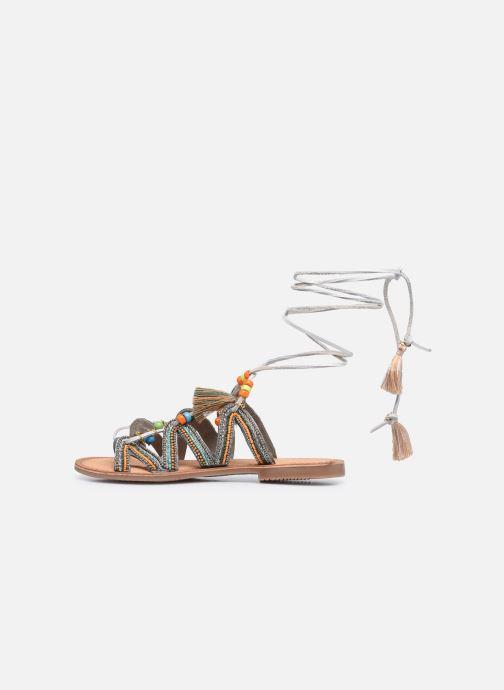 Sandali e scarpe aperte Gioseppo Satanta Grigio immagine frontale