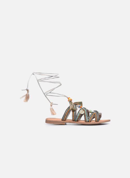 Sandali e scarpe aperte Gioseppo Satanta Grigio immagine posteriore