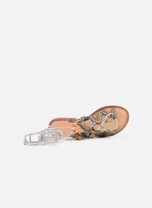 Sandali e scarpe aperte Gioseppo Satanta Grigio immagine sinistra