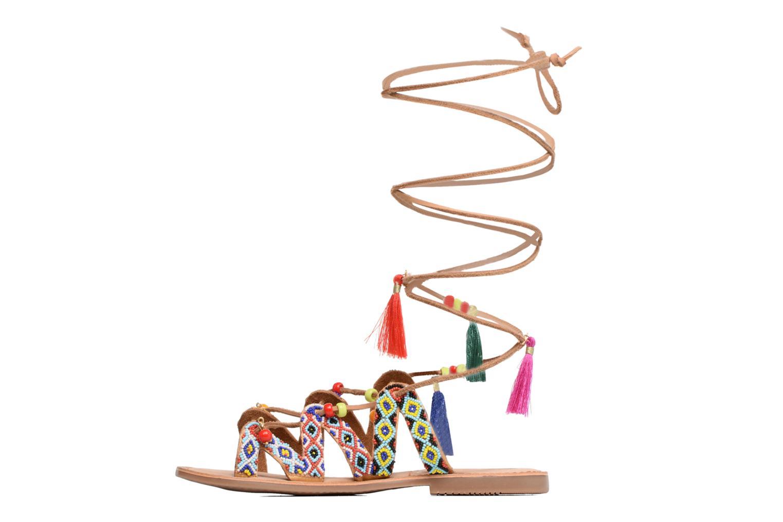 Sandales et nu-pieds Gioseppo Satanta Multicolore vue face