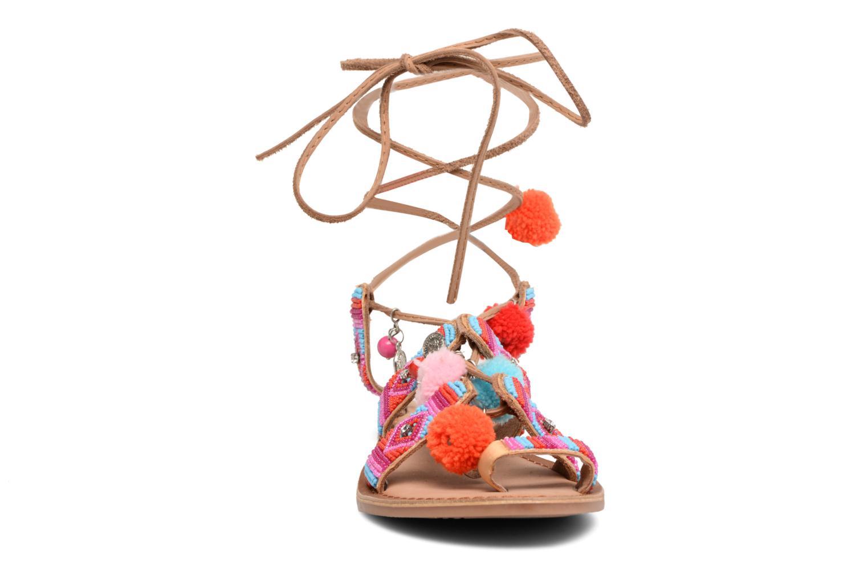 Sandalen Gioseppo New Omahas mehrfarbig schuhe getragen