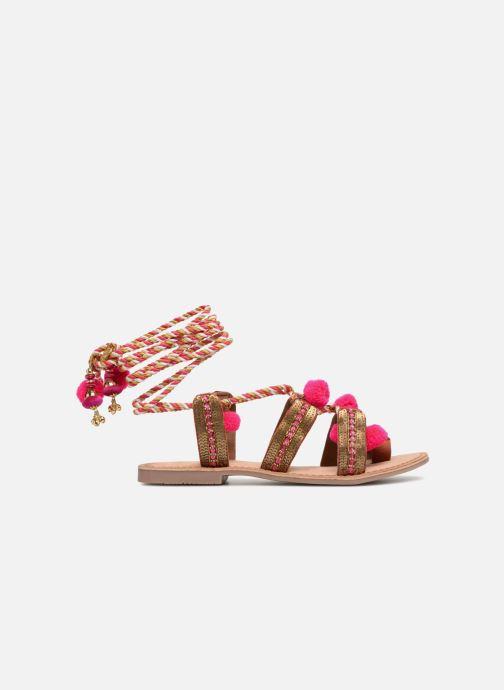 Sandales et nu-pieds Gioseppo Yurak Rose vue derrière