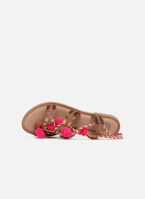Sandales et nu-pieds Gioseppo Yurak Rose vue gauche