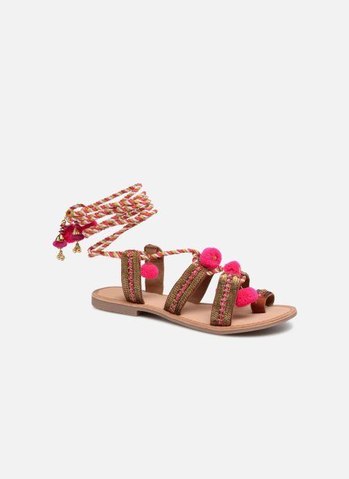 Sandales et nu-pieds Gioseppo Yurak Rose vue détail/paire