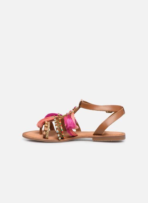 Sandales et nu-pieds Gioseppo Nambi Rose vue face